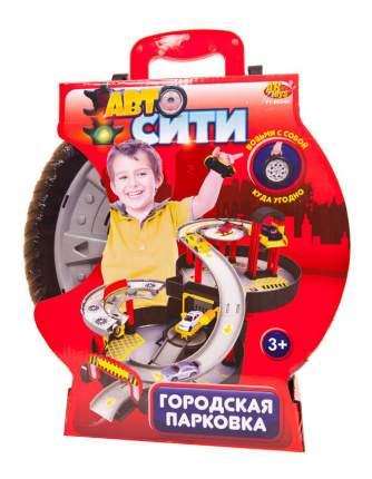 Парковка Abtoys АвтоСити 2-х уровневая pt-00546(wa-d0124)