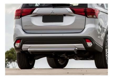 Защита заднего бампера RIVAL для Mitsubishi (R.4010.008)
