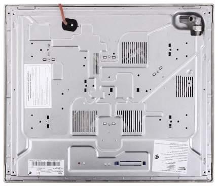 Встраиваемая варочная панель газовая Hotpoint-Ariston 7HPK 644 D GH X/HA Silver