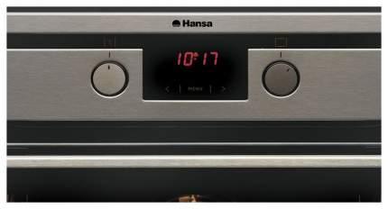 Встраиваемый электрический духовой шкаф Hansa BOEI64190055 Silver
