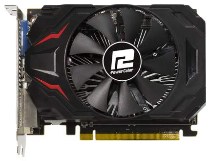 Видеокарта PowerColor Radeon R7 250 (AXR7 250 1GBD5-HV4E/OC OEM)