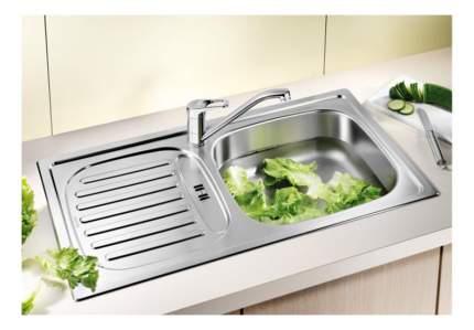 Мойка для кухни из нержавеющей стали Blanco FLEX 511917 серебристый