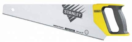 Ножовка по дереву универсальная Stanley 380мм 12tpi 1-20-002