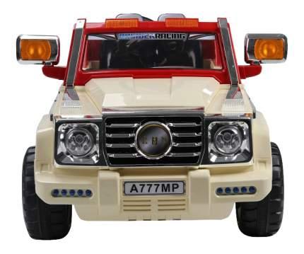 Электромобиль Rivertoys Mers G A777MP белый