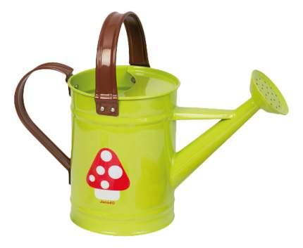 Набор садовых инструментов Janod Маленький садовник зеленый