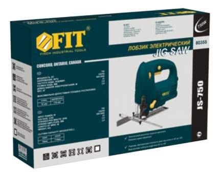 Сетевой лобзик FIT JS-750 80355