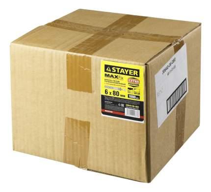 "Дюбель-гвоздь Stayer ""MASTER"" 30640-06-080 6 x 80 мм, 1000 шт"