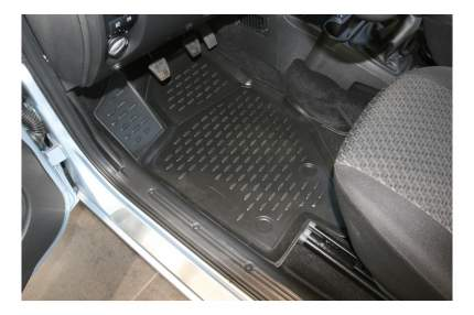 Комплект ковриков в салон автомобиля Autofamily для Datsun (NLC.3D.94.04.210k)