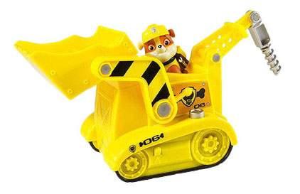 Игровой набор Щенячий патруль Spin Master Paw Patrol Машина-трансформер желтая