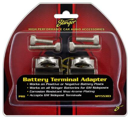 Набор клемм STINGER 2 шт. SPT55303