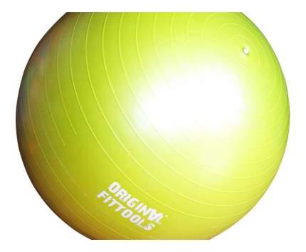 Гимнастический мяч Original Fit.Tools зеленый 65 см