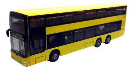 Игрушечный городской двухэтажный автобус Siku Man 1884