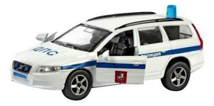 Машина Пламенный мотор Volvo V70 ДПС 13 см белый 870082