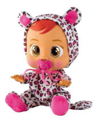 Кукла Imc Toys Плачущий младенец Crybabies Лея 10574