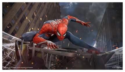 Игра Человек-паук. Collectors Edition для PlayStation 4