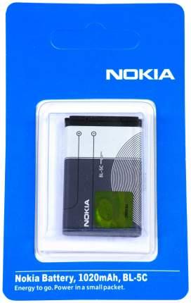 Аккумулятор для сотового телефона Nokia BL-5C 1020 мАч