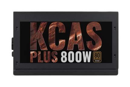 Блок питания компьютера Aerocool KCAS PLUS 800W
