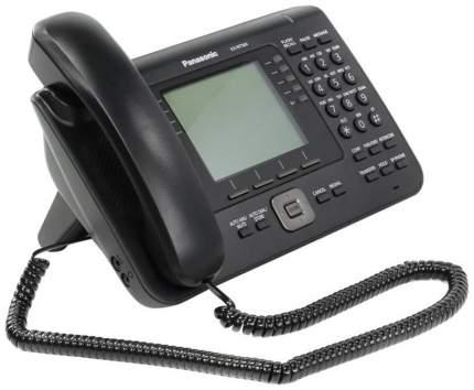 IP-Телефон Panasonic KX-NT560RU-B Черный