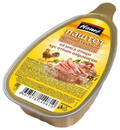 Паштет Hame деликатесный из мяса птицы 105 г
