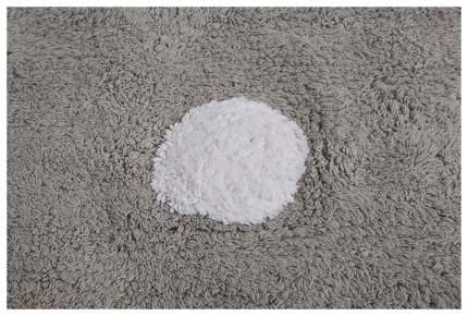 Ковер Lorena Canals В горошек Polka Dots серый-белый 120*160