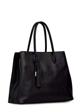 Сумка женская кожаная Eleganzza ZLX-1347 черная