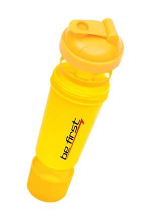 Шейкер Be First TS 1349 350 мл желтый