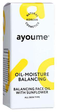 Масло для лица Ayoume Balancing Face Oil With Sunflower 30 мл