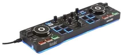 DJ-контроллер Hercules DJ Party Starter Kit (Black)