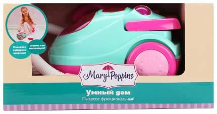 Пылесос игрушечный Mary Poppins Умный дом 453113