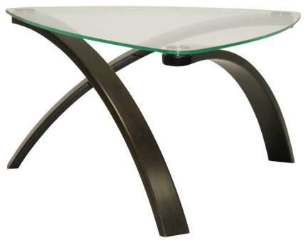 Журнальный стол Мебелик 44х73х76 см, черный