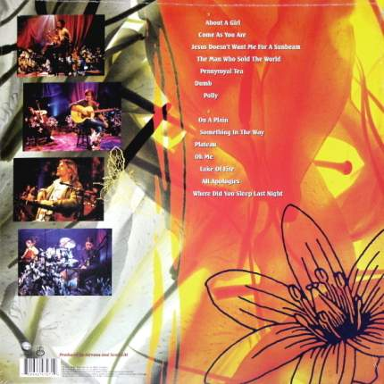 "Nirvana ""MTV Unplugged In New York"" (LP)"