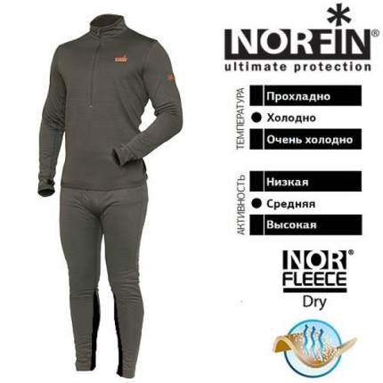 Комплект термобелья Norfin Nord Air мужской серый, L