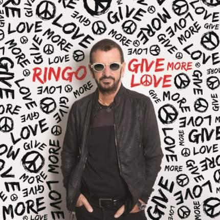Виниловая пластинка Ringo Starr   Give More Love (LP)