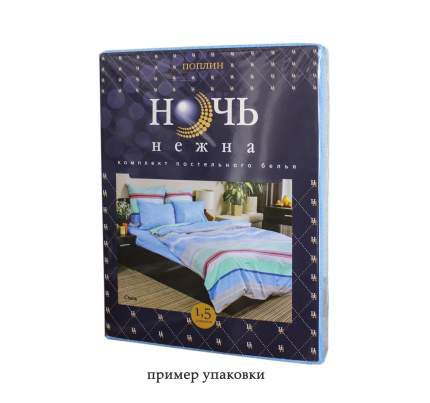 Постельное белье Ночь Нежна Vasilkovaya Roza (2 спальное)