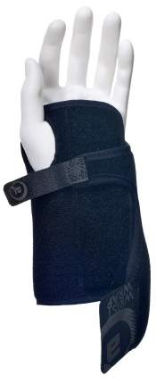Защита запястья Amplifi Wrist Wrap черная, One Size
