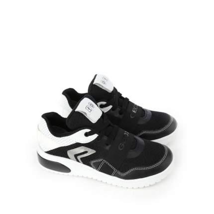 Кроссовки J XLED BOY GEOX, черные, 39 р-р