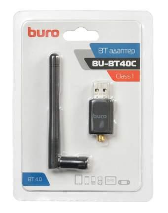 Bluetooth адаптер Buro BU-BT40С Bl
