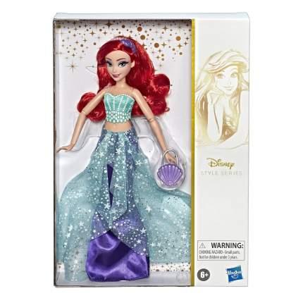 Кукла Hasbro Disney Princess Модная Ариэль