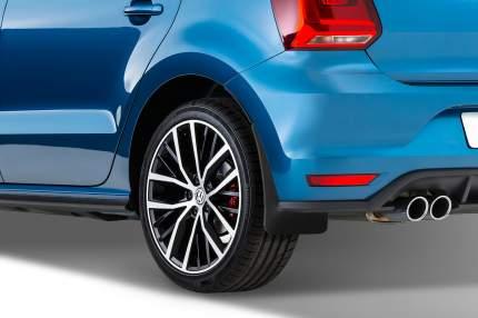 Брызговики задние VW Polo 2010-05/2015, сед.(стандарт)