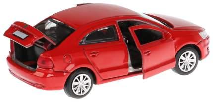Коллекционная модель машины Технопарк POLO-RD