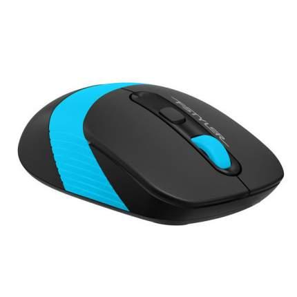 Беспроводная мышь A4Tech FStyler FG10 Black/Blue