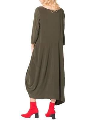 Платье женское KATA BINSKA AURA 191214 зеленое 46 EU