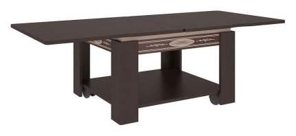 Журнальный столик Mebelson Адам 1 MBS_CZ-015_1 62/124х70х41,4 см, венге/дуб млечный