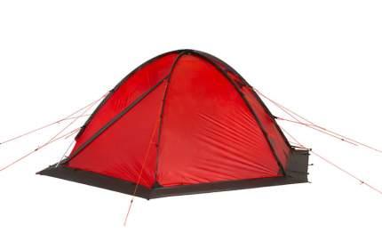 Палатка Alexika Matrix трехместная красная/оранжевая