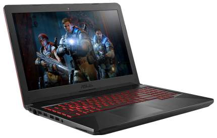 Ноутбук игровой ASUS FX504GD-E41146T 90NR00J3-M20260
