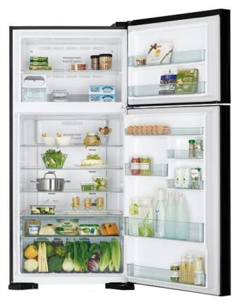 Холодильник Hitachi R-V 662 PU7 BSL Silver