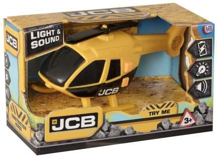 Вертолет HTI JCB арт. 1416619 (свет, звук)