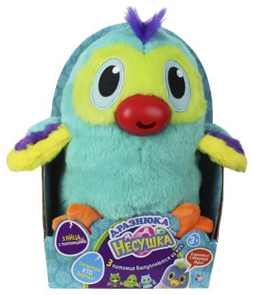 Мягкая игрушка птица 1Toy Дразнюка-Несушка Арапопка
