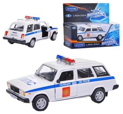 Коллекционная модель Автотайм Lada 2104 32685 в ассортименте