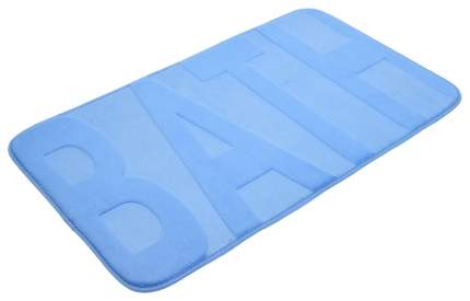 Коврик для ванной Vortex Bath 24119 45х75 см Синий
